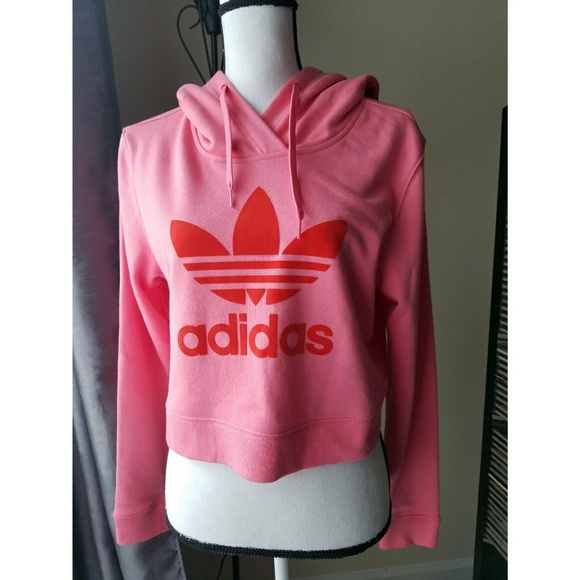 b487d4f9 🌷NWT Adidas Originals Colorado cropped hoodie🌷 NWT